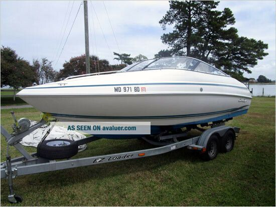 1997 Chris Craft 21 Ultra