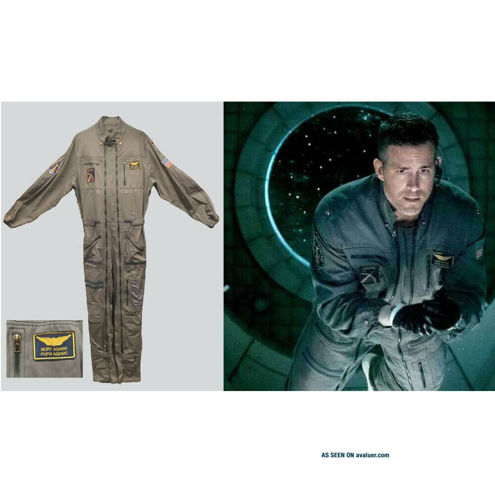 Ryan Reynolds Flight Suit Worn in the Movie